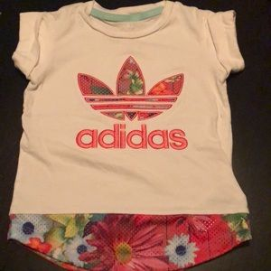 Baby girls adidas dress